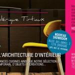 De la cuisine à l'architecture d'intérieur à Jodoigne