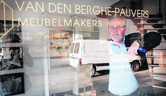 Bob Vanden Berghe chez Tirtiaux Intérieur